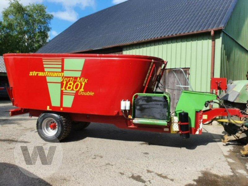 Futtermischwagen des Typs Strautmann Verti-Mix 1801Double, Gebrauchtmaschine in Bützow (Bild 1)