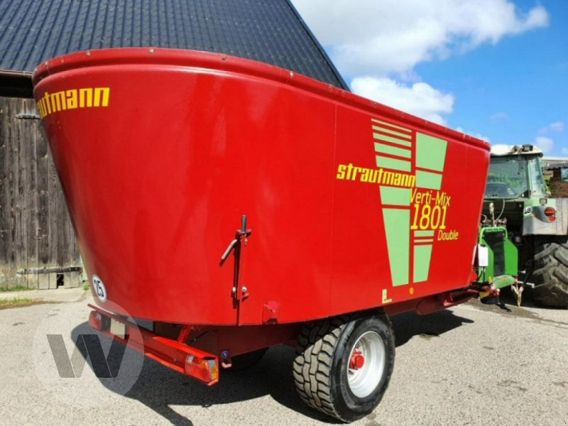 Futtermischwagen des Typs Strautmann Verti-Mix 1801Double, Gebrauchtmaschine in Bützow (Bild 3)