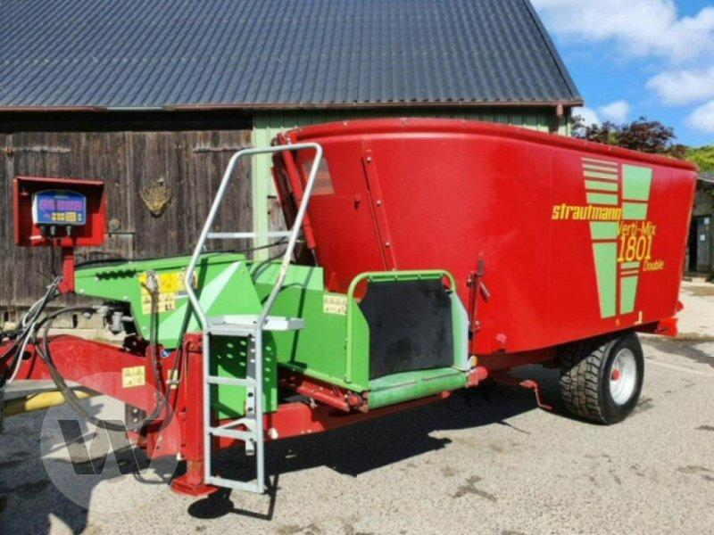 Futtermischwagen des Typs Strautmann Verti-Mix 1801Double, Gebrauchtmaschine in Bützow (Bild 2)