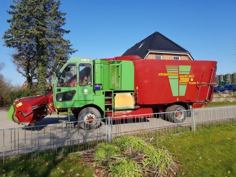 Futtermischwagen des Typs Strautmann Verti Mix 2000 Selbstfahrer, Gebrauchtmaschine in Honigsee (Bild 1)