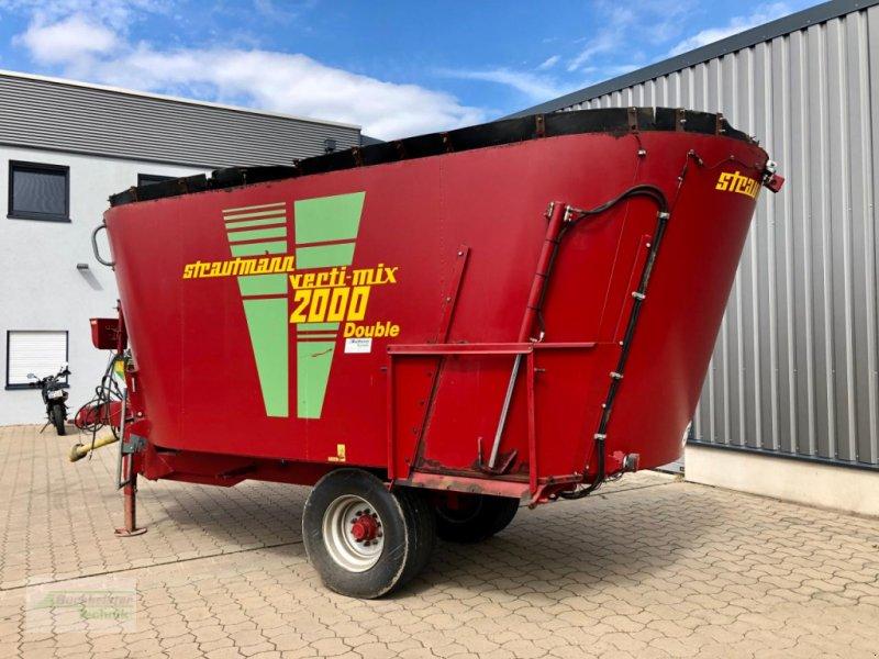 Futtermischwagen des Typs Strautmann Verti - Mix 2000, Gebrauchtmaschine in Coppenbruegge (Bild 1)