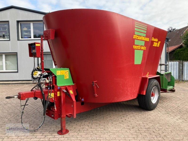 Futtermischwagen des Typs Strautmann Verti-Mix 2100 Double K, Gebrauchtmaschine in Filsum (Bild 1)