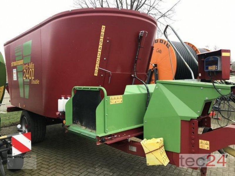 Futtermischwagen a típus Strautmann Verti-Mix 2401 Doble, Vorführmaschine ekkor: Rees (Kép 1)