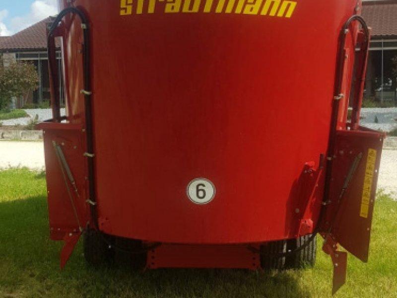 Futtermischwagen des Typs Strautmann Verti-Mix 2401 Double Futtermischwagen ‼️Neuwertig ‼️, Gebrauchtmaschine in Amerbach (Bild 4)