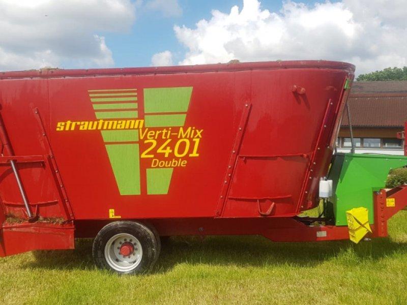 Futtermischwagen des Typs Strautmann Verti-Mix 2401 Double Futtermischwagen ‼️Neuwertig ‼️, Gebrauchtmaschine in Amerbach (Bild 7)