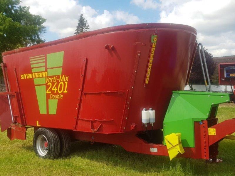 Futtermischwagen des Typs Strautmann Verti-Mix 2401 Double Futtermischwagen ‼️Neuwertig ‼️, Gebrauchtmaschine in Amerbach (Bild 8)