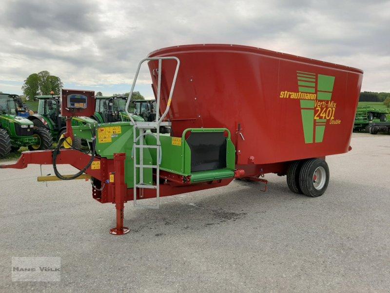 Futtermischwagen des Typs Strautmann Verti-Mix 2401 Double, Gebrauchtmaschine in Antdorf (Bild 1)