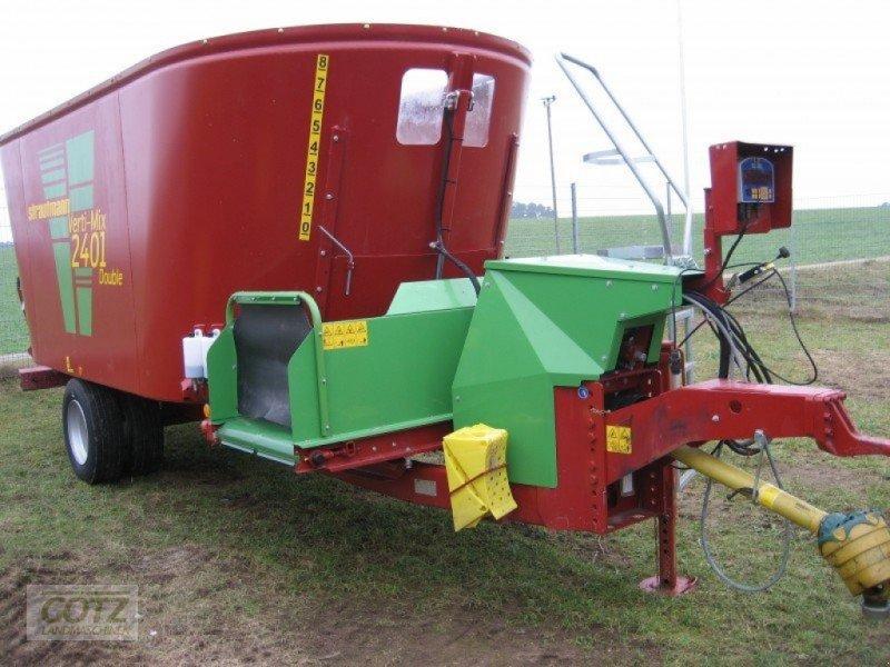 Futtermischwagen des Typs Strautmann Verti-Mix 2401, Neumaschine in Schwabach Wolkersdorf (Bild 1)