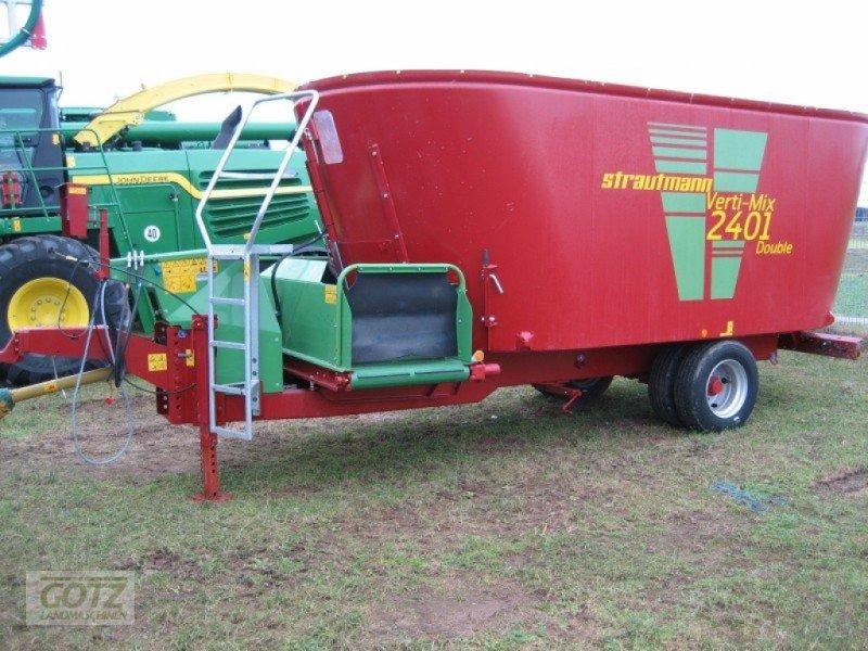Futtermischwagen des Typs Strautmann Verti-Mix 2401, Neumaschine in Schwabach Wolkersdorf (Bild 2)