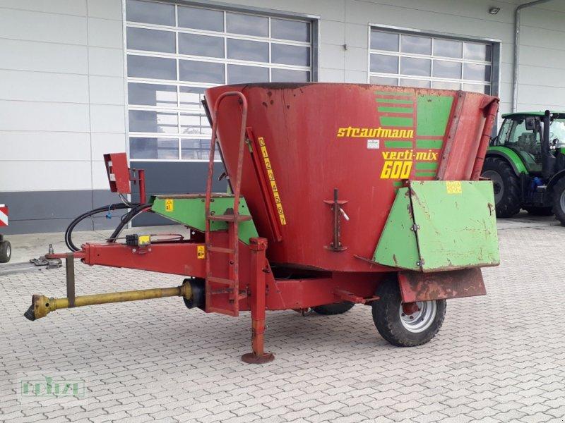 Futtermischwagen des Typs Strautmann Verti-Mix 600, Gebrauchtmaschine in Bruckmühl (Bild 1)