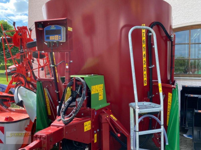 Futtermischwagen des Typs Strautmann Verti-Mix Double 1500 K, Neumaschine in Söchtenau (Bild 2)