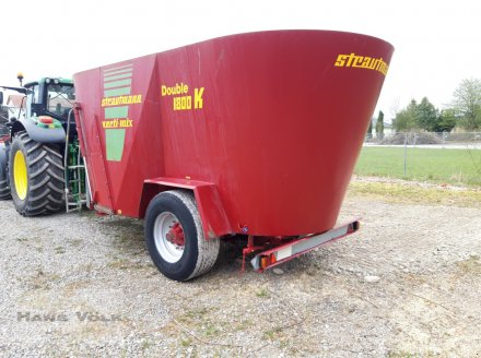 Futtermischwagen des Typs Strautmann Verti-Mix Double 1800 K, Gebrauchtmaschine in Schwabmünchen (Bild 2)