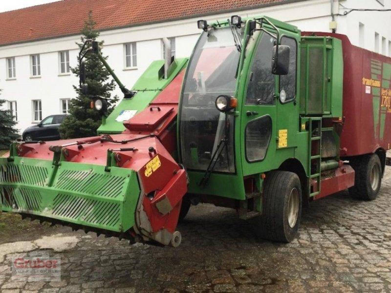 Futtermischwagen типа Strautmann VertiMix 1701 Double, Gebrauchtmaschine в Elsnig (Фотография 1)