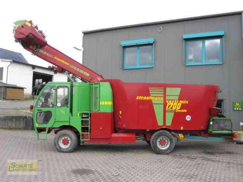 Futtermischwagen des Typs Strautmann VertiMix1700Double S, Gebrauchtmaschine in Marsberg-Giershagen (Bild 1)