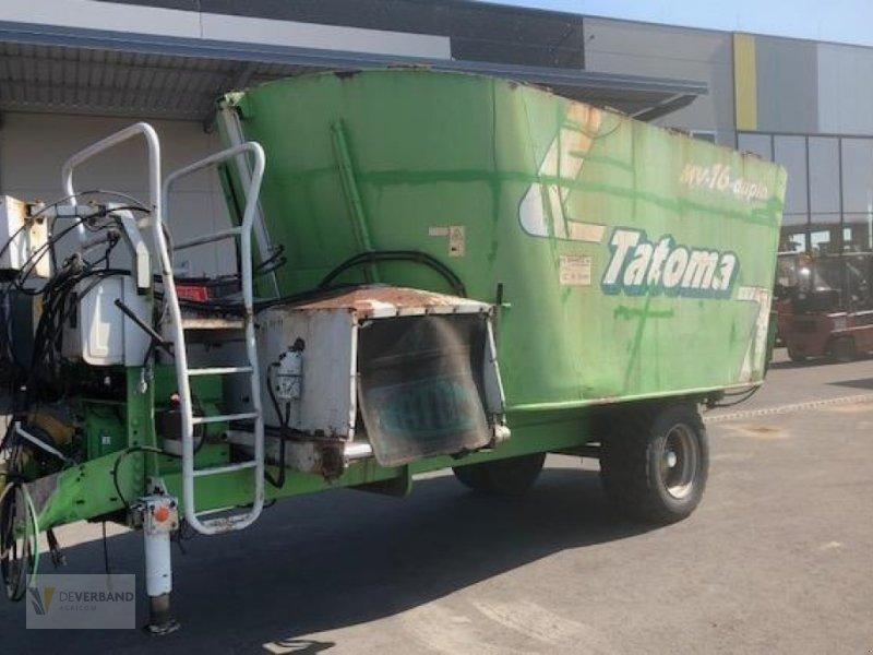 Futtermischwagen типа Tatoma MV-16 Duplo, Gebrauchtmaschine в Colmar-Berg (Фотография 1)