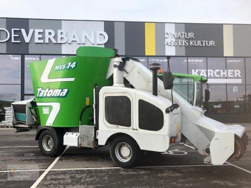 Futtermischwagen типа Tatoma MVS-14, Gebrauchtmaschine в Colmar-Berg (Фотография 1)
