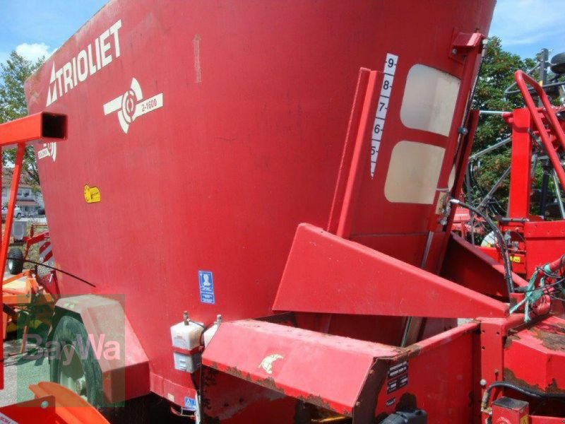 Futtermischwagen des Typs Trioliet FUTTERMISCHWAGEN 2-1600, Gebrauchtmaschine in Pfarrkirchen
