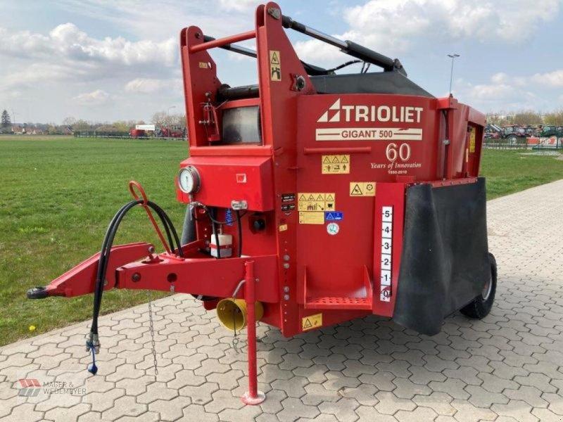 Futtermischwagen des Typs Trioliet GIGANT 500 SELBSTBEFÜLLER, Gebrauchtmaschine in Oyten (Bild 1)