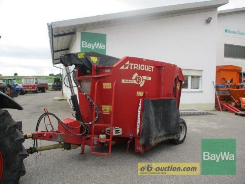 Futtermischwagen des Typs Trioliet GIGANT 700  #952, Gebrauchtmaschine in Schönau (Bild 1)