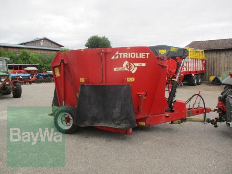 Futtermischwagen des Typs Trioliet GIGANT 700  #952, Gebrauchtmaschine in Schönau b.Tuntenhausen (Bild 2)