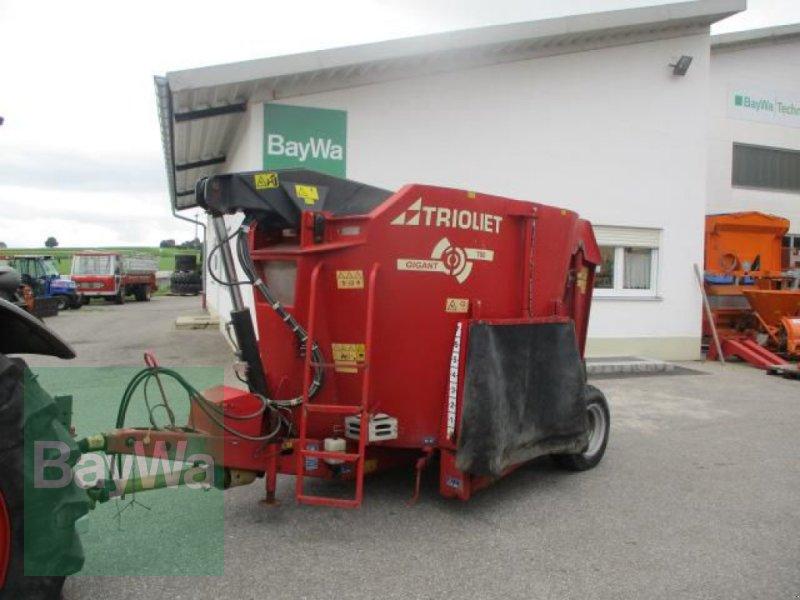 Futtermischwagen des Typs Trioliet GIGANT 700  #952, Gebrauchtmaschine in Schönau b.Tuntenhausen (Bild 1)