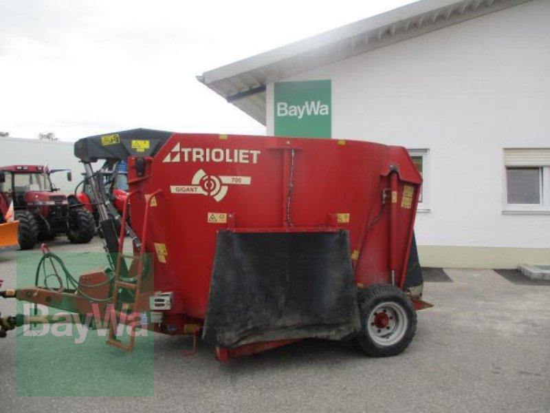 Futtermischwagen des Typs Trioliet GIGANT 700  #952, Gebrauchtmaschine in Schönau b.Tuntenhausen (Bild 3)