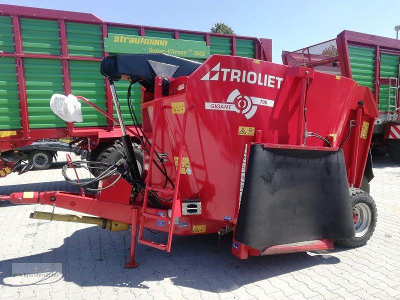 Futtermischwagen des Typs Trioliet Gigant 700, Gebrauchtmaschine in Auerbach (Bild 1)