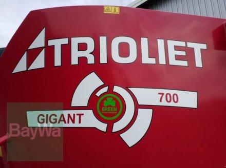 Futtermischwagen des Typs Trioliet GIGANT 700, Gebrauchtmaschine in Bamberg (Bild 8)