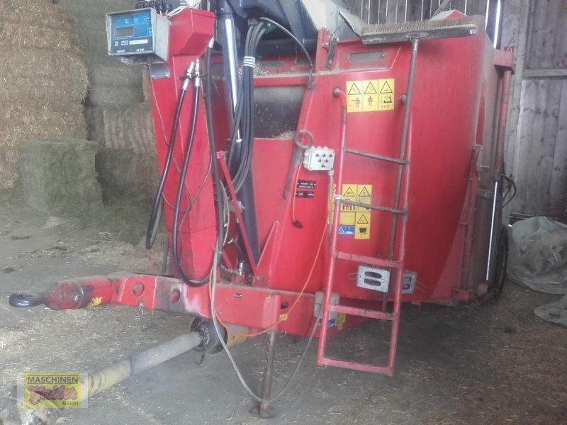 Futtermischwagen des Typs Trioliet Gigant 700, Gebrauchtmaschine in Kötschach (Bild 1)