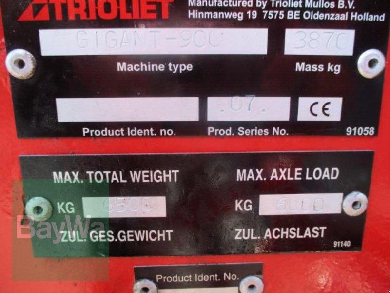 Futtermischwagen des Typs Trioliet GIGANT 900 #962, Gebrauchtmaschine in Schönau b.Tuntenhausen (Bild 9)