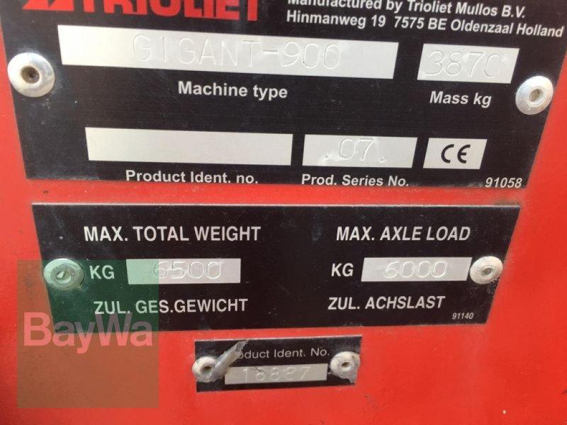 Futtermischwagen des Typs Trioliet GIGANT 900, Gebrauchtmaschine in Dinkelsbühl (Bild 6)