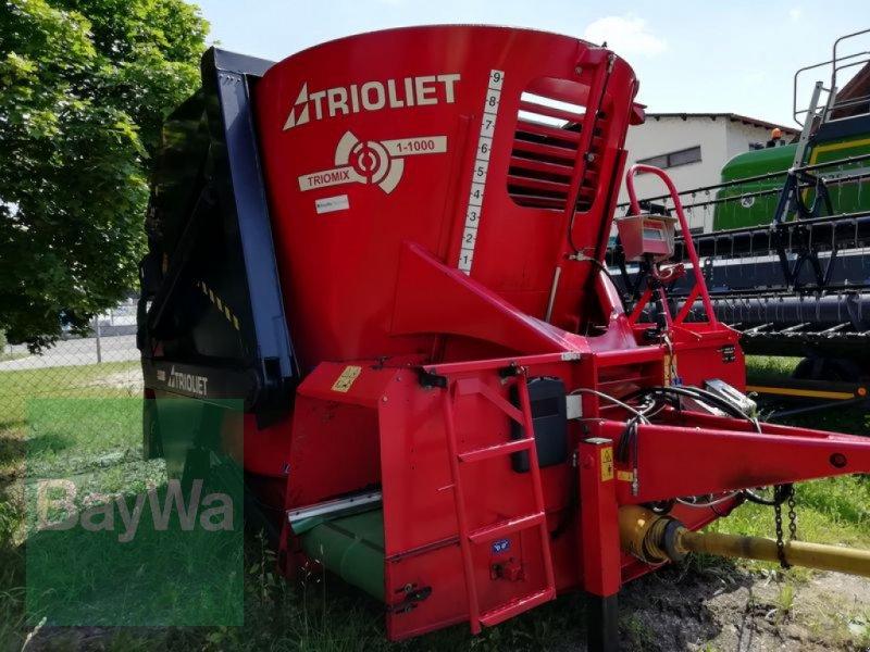 Futtermischwagen des Typs Trioliet H-TRIOLIET TRIOMIX 1, 1000, Gebrauchtmaschine in Neunburg v.Wald (Bild 2)