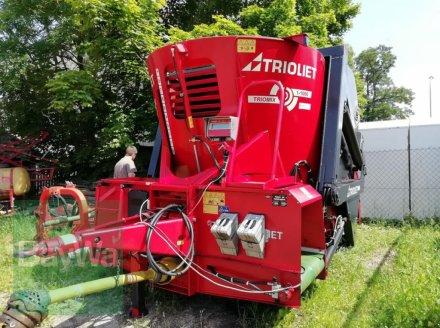 Futtermischwagen des Typs Trioliet H-TRIOLIET TRIOMIX 1, 1000, Gebrauchtmaschine in Neunburg v.Wald (Bild 1)