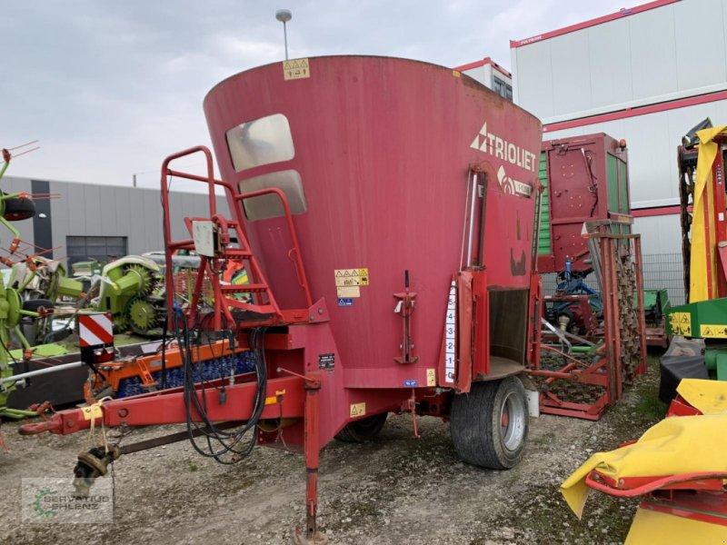 Futtermischwagen des Typs Trioliet SM - 12, Gebrauchtmaschine in Rittersdorf (Bild 1)