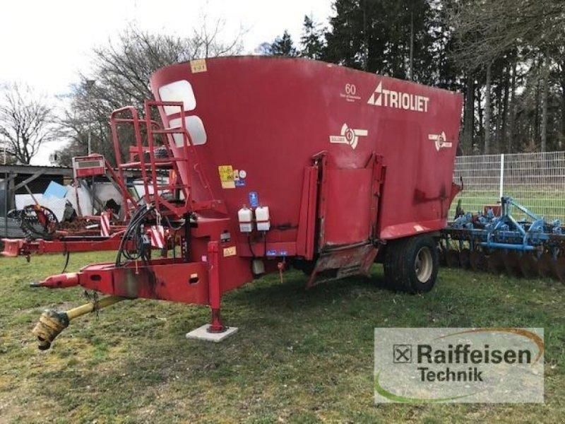 Futtermischwagen des Typs Trioliet SM2-20Z 20m² Futtermischwagen, Gebrauchtmaschine in Preetz (Bild 1)
