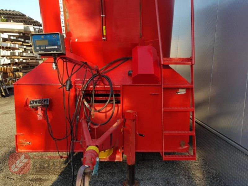 Futtermischwagen des Typs Trioliet Solomix 1 1000 VLH-B, Gebrauchtmaschine in Kempten (Bild 1)