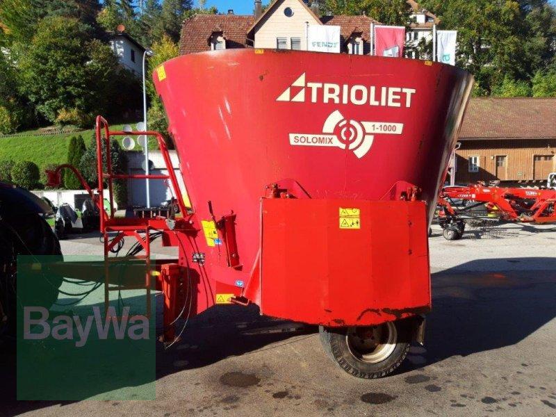 Futtermischwagen des Typs Trioliet Solomix 1-1000 ZK, Gebrauchtmaschine in Altensteig (Bild 1)
