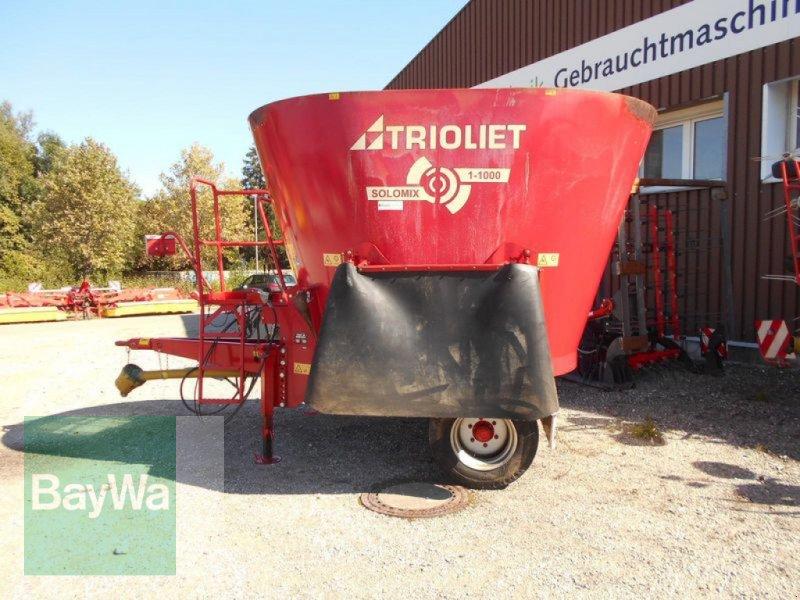 Futtermischwagen του τύπου Trioliet SOLOMIX 1-1000, Gebrauchtmaschine σε Mindelheim (Φωτογραφία 8)