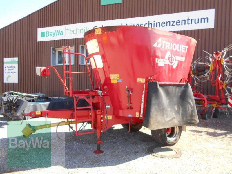 Futtermischwagen des Typs Trioliet SOLOMIX 1-1000, Gebrauchtmaschine in Mindelheim (Bild 1)
