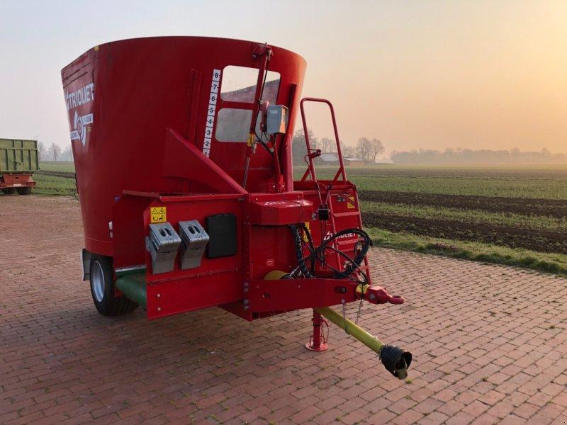 Futtermischwagen des Typs Trioliet Solomix 1-1000, Gebrauchtmaschine in Bramsche (Bild 1)