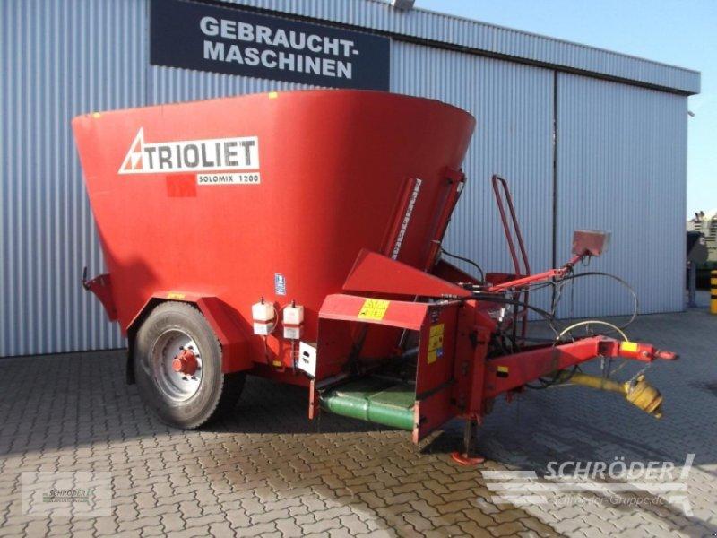 Futtermischwagen des Typs Trioliet SOLOMIX 1-1200, Gebrauchtmaschine in Ahlerstedt (Bild 1)