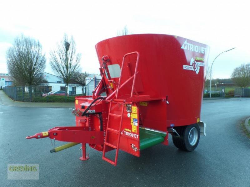 Futtermischwagen des Typs Trioliet Solomix 1-1200L, Gebrauchtmaschine in Werne (Bild 3)