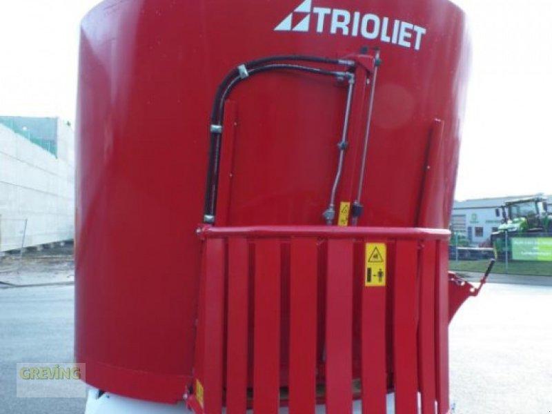 Futtermischwagen des Typs Trioliet Solomix 1-1200L, Gebrauchtmaschine in Werne (Bild 6)