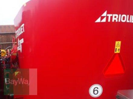Futtermischwagen des Typs Trioliet SOLOMIX 1 800 VLH-B FUTTERMISC, Neumaschine in Weiden i.d.Opf. (Bild 6)