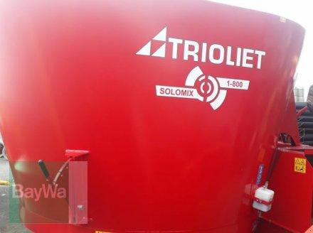 Futtermischwagen des Typs Trioliet SOLOMIX 1 800 VLH-B FUTTERMISC, Neumaschine in Weiden i.d.Opf. (Bild 5)