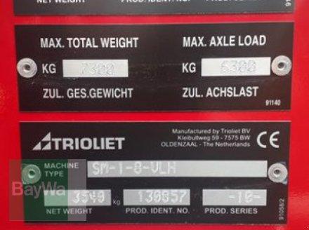 Futtermischwagen des Typs Trioliet SOLOMIX 1 800 VLH-B FUTTERMISC, Neumaschine in Weiden i.d.Opf. (Bild 7)