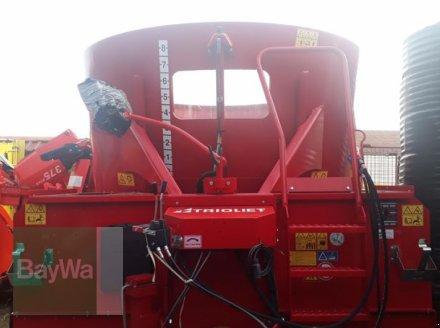 Futtermischwagen des Typs Trioliet SOLOMIX 1 800 VLH-B FUTTERMISC, Neumaschine in Weiden i.d.Opf. (Bild 3)