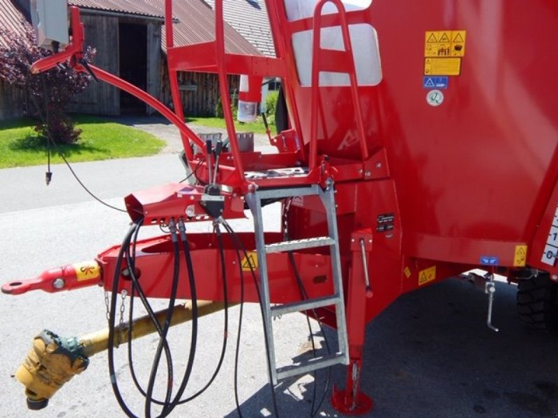 Futtermischwagen des Typs Trioliet Solomix 1-800, Gebrauchtmaschine in Waldkirchen (Bild 7)