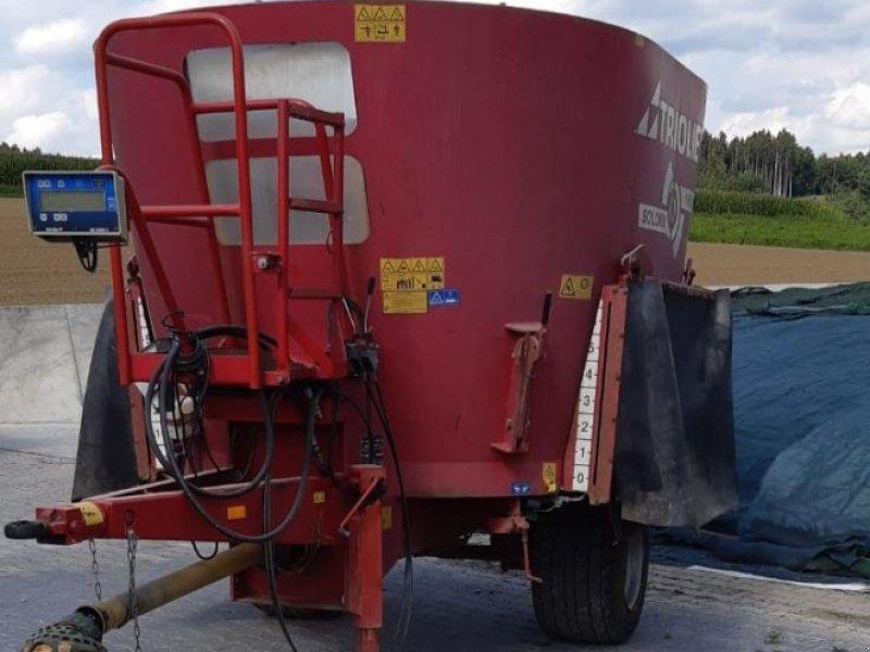 Futtermischwagen des Typs Trioliet Solomix 1-800, Gebrauchtmaschine in Diedorf (Bild 1)
