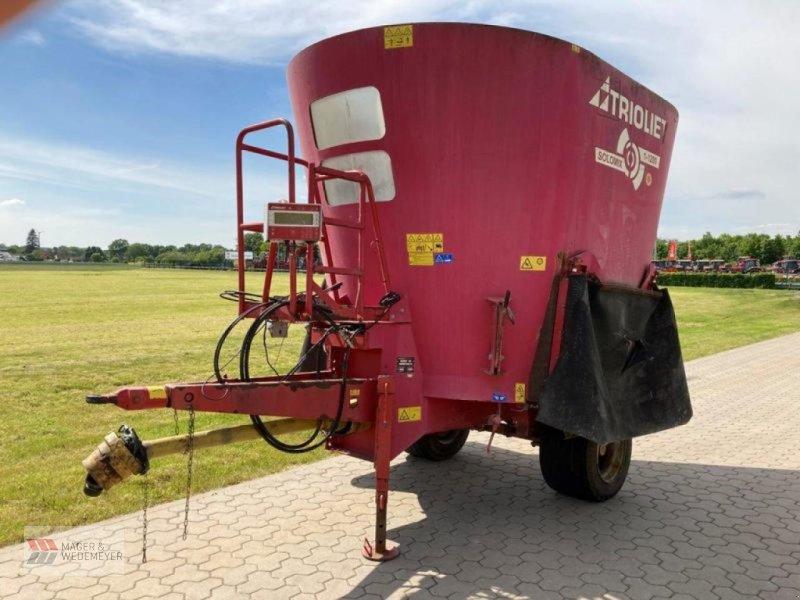 Futtermischwagen des Typs Trioliet SOLOMIX 1200 ZK, Gebrauchtmaschine in Oyten (Bild 1)